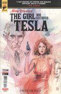 Minky Woodcock the Girl Who Electrified Tesla (2021 Titan) 3A