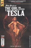 Minky Woodcock the Girl Who Electrified Tesla (2021 Titan) 3C
