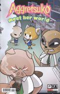 Aggretsuko Meet Her World (2021 Oni Press) 3B