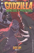 Godzilla Monsters and Protectors (2021 IDW) 3A