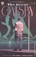 Great Gatsby (2021 Clover Press) 1A