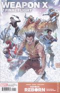 Heroes Reborn Weapon X And Final Flight (2021) 1A