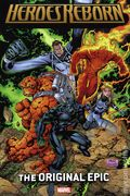 Heroes Reborn Omnibus HC (2021 Marvel) 2nd Edition 1B-1ST