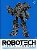 Robotech Visual Archive: Genesis Climber MOSPEADA HC (2021 Udon) 1-1ST