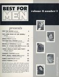 Best For Men (1961-1980) Vol. 8 #1