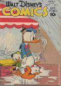 Walt Disney's Comics and Stories (1940 Dell/Gold Key/Gladstone) 91