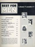 Best For Men (1961-1980) Vol. 7 #4
