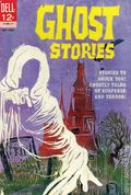 Ghost Stories (1962-1973 Dell) 1