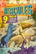 Hercules (1967 Charlton Comic) 9