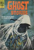 Ghost Stories (1962-1973 Dell) 2