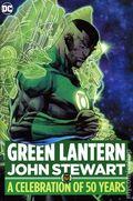 Green Lantern John Stewart A Celebration of 50 Years HC (2021 DC) 1-1ST
