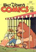 Walt Disney's Comics and Stories (1940 Dell/Gold Key/Gladstone) 81
