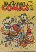 Walt Disney's Comics and Stories (1940 Dell/Gold Key/Gladstone) 88