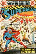 Superman (1939 1st Series) Mark Jewelers 255MJ