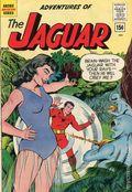 Adventures of the Jaguar (1961-1963 Archie) 5-15CENT