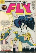 Adventures of the Fly (1959 Archie) 19-15C