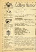 College Humor (1934-1943 Dell Publishing Co) Vol. 11 #4