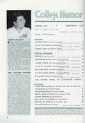 College Humor (1934-1943 Dell Publishing Co) Vol. 5 #4