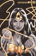 Wonder Woman Black And Gold (2021 DC) 1C