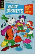 Walt Disney's Comics and Stories (1940 Dell/Gold Key/Gladstone) 400