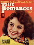 True Romances (1923 MacFadden) Vol. 29 #2