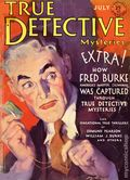 True Detective (1924-1995 MacFadden) True Crime Magazine Vol. 15 #4