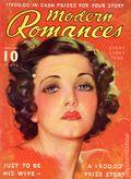 Modern Romances (1930-1997 Dell Publishing) Magazine Vol. 11 #3