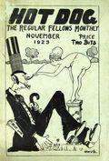 Hot Dog The Regular Fellows Monthly (1922 Merit Publishing) Vol. 3 #2