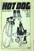 Hot Dog The Regular Fellows Monthly (1922 Merit Publishing) Vol. 4 #2
