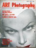 Art Photography (1949-1958) Magazine Vol. 7 #1