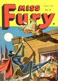 Miss Fury Comics (1942) 2