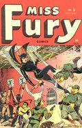 Miss Fury Comics (1942) 5