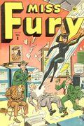 Miss Fury Comics (1942) 8