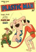 Plastic Man (1943 Vital/Quality) 3