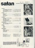 Satan (1957 Stanley Publications) Magazine Vol. 1 #6