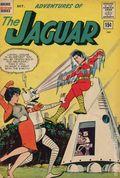 Adventures of the Jaguar (1961-1963 Archie) 9-15CENT