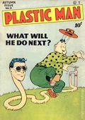 Plastic Man (1943 Vital/Quality) 9
