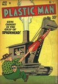 Plastic Man (1943 Vital/Quality) 12