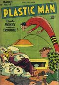 Plastic Man (1943 Vital/Quality) 16