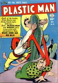 Plastic Man (1943 Vital/Quality) 29