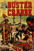 Buster Crabbe (1951 Famous Funnies) 7