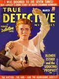 True Detective (1924-1995 MacFadden) True Crime Magazine Vol. 27 #6