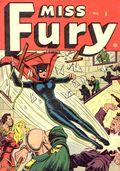 Miss Fury Comics (1942) 3