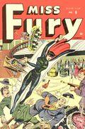 Miss Fury Comics (1942) 6
