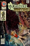 Monster Hunters (1975 Charlton) 2