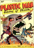 Plastic Man (1943 Vital/Quality) 1