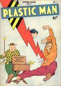 Plastic Man (1943 Vital/Quality) 7