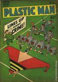 Plastic Man (1943 Vital/Quality) 10