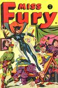 Miss Fury Comics (1942) 4