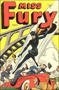 Miss Fury Comics (1942) 7